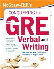 McGraw-Hills Conquering the New GRE Verbal and Writing - Zahler, Kathy