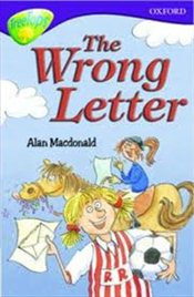 Wrong Letter : Stage 11 : TreeTops More Stories A - Macdonald, Alan