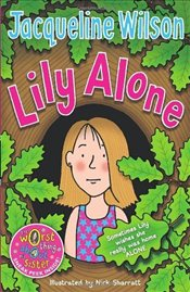 Lily Alone - Wilson, Jacqueline