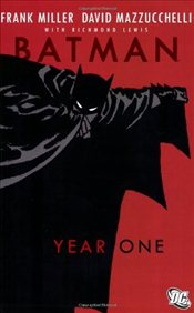 Batman : Year One - Miller, Frank