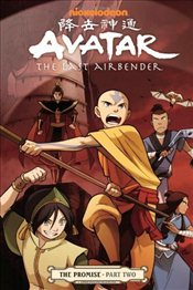 Avatar: The Last Airbender - The Promise Part 2 (Avatar: The Last Airbender Book Four) - Yang, Gene Luen