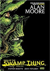 Saga of the Swamp Thing 1 - Moore, Alan