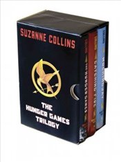 Hunger Games Trilogy Box Set - Collins, Suzanne