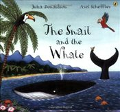 Snail and the Whale - Donaldson, Julia