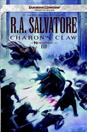 Charons Claw : Neverwinter Saga Book 3 : Legend of Drizzt Series-25 - Salvatore, R. A.