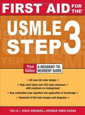 First Aid For The USMLE Step 3 - Le, Tao