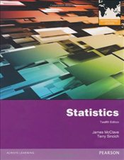 Statistics 12e PIE - McClave, James T.