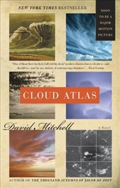 Cloud Atlas : A Novel - Mitchell, David