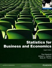 Statistics for Business and Economics 8e PIE - Newbold, Paul