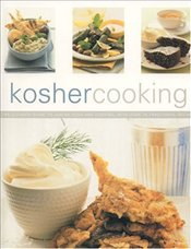 Kosher Cooking: The Ultimate Guide to Jewish Food and Cooking with Over 75 Traditional Recipes - SPIELER, MARLENA