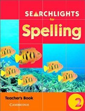 Searchlights for Spelling Year 2 Teachers Book - Buckton, Chris