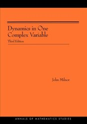 Dynamics in One Complex Variable 3e - Milnor, John