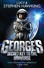 Georges Secret Key to the Universe - Hawking, Lucy