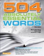 504 Absolutely Essential Words 6e - Bromberg, Murray