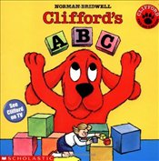 Cliffords ABC (Clifford the Big Red Dog) - Bridwell, Norman