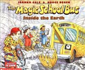 Magic School Bus Inside the Earth - Cole, Joanna