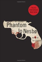 Phantom (Harry Hole 9) - Nesbo, Jo