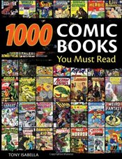 1,000 Comic Books You Must Read - Isabella, Tony