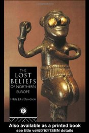LOST BELIEFS OF NORTHERN EUROPE - DAVIDSON, HILDA E.