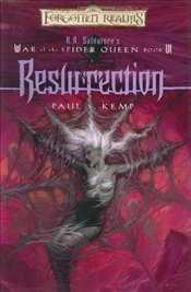 Resurrection (Forgotten Realms) - Kemp, Paul S.