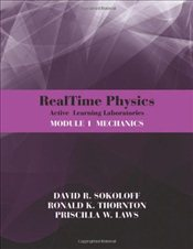 RealTime Physics Active Learning Laboratories 3e : Mechanics Module 1 - Sokoloff, David R.