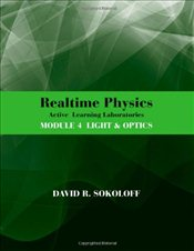 RealTime Physics Active Learning Laboratories Module 4 Light and Optics 3e - Sokoloff, David R.