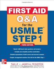 First Aid Q&A for the USMLE Step 1 3e - Le, Tao