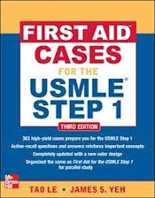 First Aid Cases for the USMLE Step 1 3e - Le, Tao