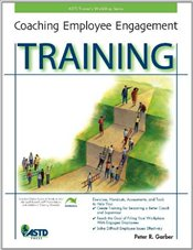 Coaching Employee Engagement Training (Trainers Workshop Series) - Garber, Peter R.