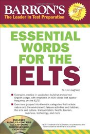 Essential Words for the IELTS with Audio CD - Lougheed, Lin