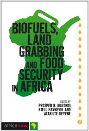Biofuels, Land Grabbing and Food Security in Africa - Matondi, Prosper B.