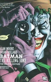 Batman The Killing Joke Special Ed HC - Moore, Alan