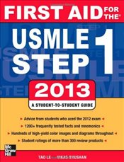 First Aid for the USMLE Step 1 2013 - Le, Tao