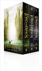 Lord of The Rings : A-Format Boxed Set  - Tolkien, J. R. R.