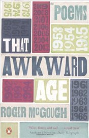 That Awkward Age - McGough, Roger