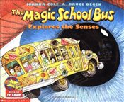 Magic School Bus Explores the Senses - Cole, Joanna