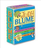 Judy Blumes Fudge Set - Blume, Judy