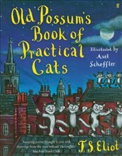 Old Possums Book of Practical Cats Illustrated PB - Eliot, T. S.