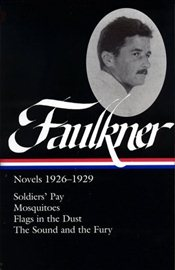 Novels 1926-1929 - Faulkner, William