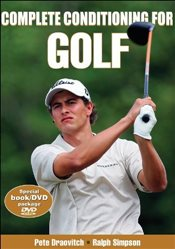 Complete Conditioning for Golf (Book & DVD) (Complete Conditioning for Sports Series) - Draovitch, Pete