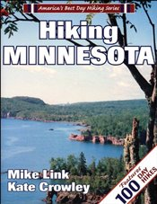 Hiking Minnesota (Americas Best Day Hiking) - Link, Mike