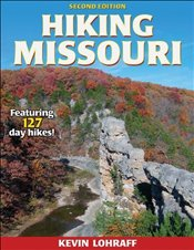 Hiking Missouri (Americas Best Day Hiking) - Lohraff, Kevin