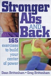 Stronger Abs and Back - Brittenham, Dean