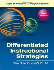 Differentiated Instructional Strategies : One Size Doesnt Fit All - Gregory, Gayle