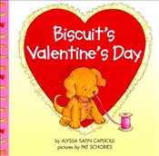 Biscuits Valentiness Day - Capucilli, Alyssa Satin