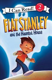 Flat Stanley and the Haunted House (I Can Read - Level 2) - Houran, Lori Haskins