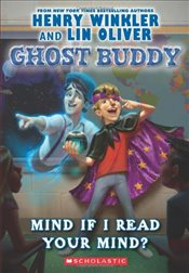 Ghost Buddy : Mind If I Read Your Mind? - Winkler, Henry