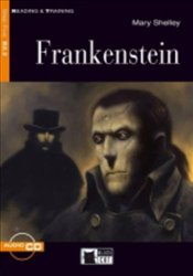 Reading + Training : Frankenstein + Audio CD - Shelley, Mary
