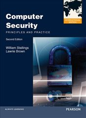 Computer Security 2e : Principles and Practice - Stallings, William