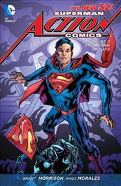 Superman - Action Comics Vol. 3: At the End of Days  - Morrison, Grant